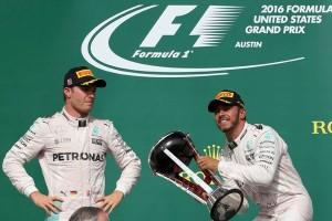 Rosberg: Hamilton terbaik tapi bukan sahabat