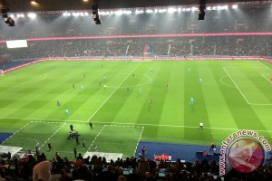 LAPORAN DARI PARIS - Suasana Parc des Princes jelang laga PSG vs Marseille (video)