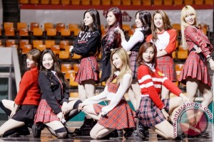 TWICE rajai tangga lagu Korea