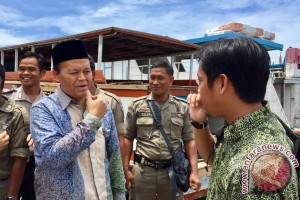 Hidayat Nur Wahid bahas cinta di Kepulauan Seribu