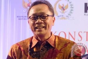 Ketua MPR minta KPU berpihak pada NKRI
