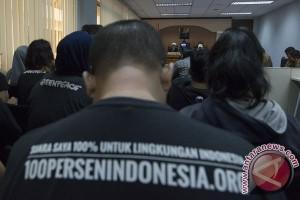 KIP Kabulkan Gugatan Greenpeace