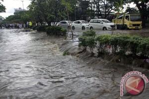 Kerugian SMAN 9 Bandung akibat banjir Rp200 juta