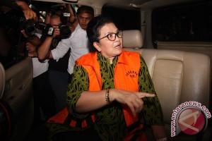 Siti Fadilah Ditahan KPK