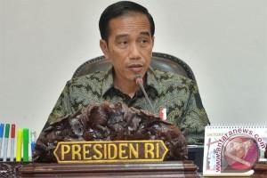 Presiden Jokowi dukung pembangunan ekonomi syariah
