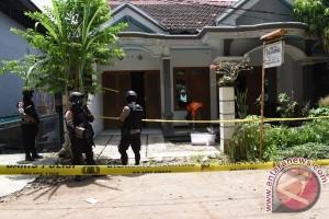 Densus 88 tangkap seorang terduga teroris di Kediri