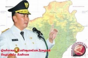 Gubernur Kalteng fokus reformasi birokrasi setahun pertama
