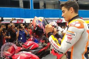 AHM yakin prestasi Marquez tularkan dampak positif