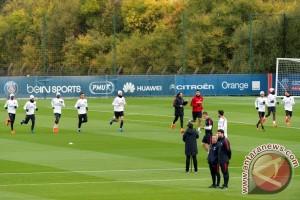 LAPORAN DARI PARIS - Para pemain PSG yakin bisa boyong juara Liga Champions