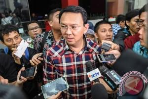 Ahok Tiba DPP PDI Perjuangan