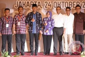 Penetapan Cagub - Cawagub DKI Jakarta