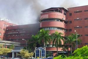 Lima tewas dalam kebakaran RS Johor