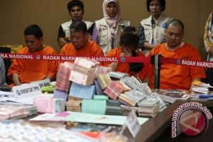 Ungkap Kasus Pencucian Uang Narkoba