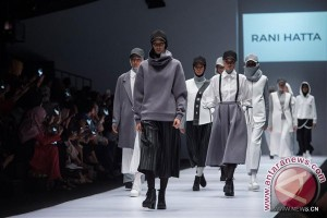Media China kupas singkat Jakarta Fashion Week