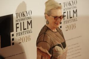 Menanti Meryl Streep di karpet merah Festival Film Tokyo