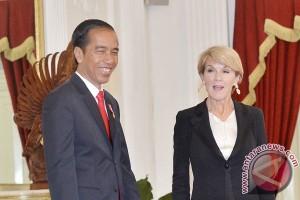 Menlu Australia temui Presiden Jokowi bahas rencana kunjungan
