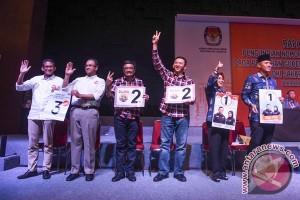 Beragam kegiatan calon dalam kampanye Pilkada DKI
