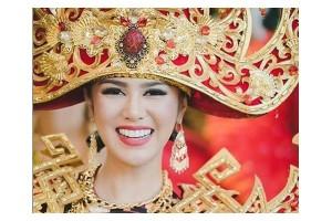 Ariska Putri Pertiwi juara Miss Grand International 2016