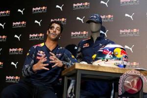 Daniel Ricciardo akui kaget kecelakaan di kualifikasi
