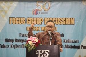 Ketua MPR ajak hidupkan kembali Pancasila dengan metode terkini