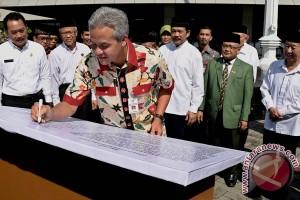 Deklarasi Antinarkoba Jateng