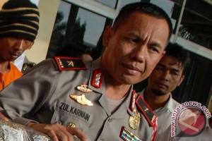 Kapolda Riau minta polisi yang ditangkap terlibat narkoba dipecat