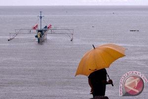 Nelayan diimbau waspadai hujan lebat di wilayah perbatasan