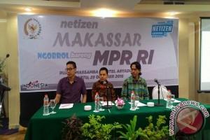 MPR gelar temu netizen sosialisasikan Empat Pilar