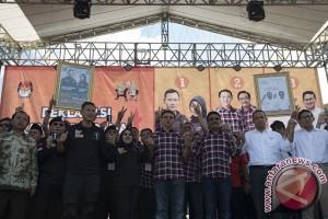 Rond up - Semarak deklarasi damai untuk Pilkada Jakarta