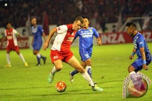 Persib kembali berlaga di Bandung