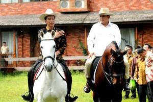 Maruarar Sirait: mungkin saja Jokowi-Prabowo bergabung