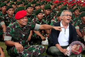 Munas OI di Lampung, Iwan Fals jadi warga kehormatan Lampung