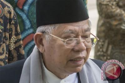Ma`ruf Amin: Presiden sambut baik rujuk nasional