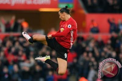 Ibrahimovic pilih timnya menang ketimbang mencetak gol