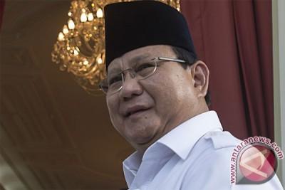 Prabowo akan temui kelompok ditangkap diduga makar