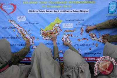 Toleransi kekuatan warga Manado