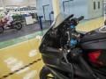Pekerja melakukan tes akhir perakitan unit sepeda motor All New Honda CBR 250 RR di pabrik AHM Plant 4, Karawang, Jawa Barat, Kamis (3/11/2016). PT Astra Honda Motor mulai memproduksi motor sport terbaru kelas premium All New Honda CBR 250 RR dengan menerapkan teknologi manufaktur tercanggih saat ini. (ANTARA/M Agung Rajasa)