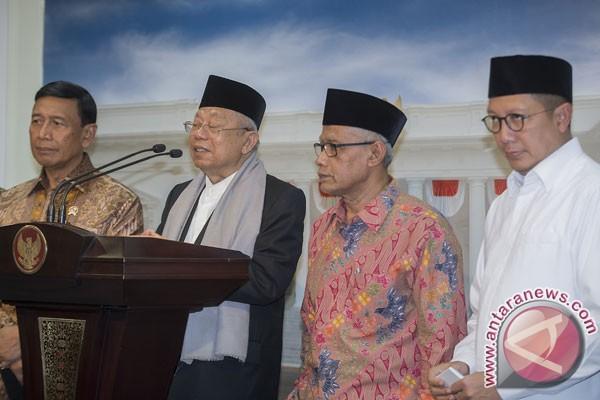 Presiden Dan Ormas Islam Bahas Penegakan Hukum Dan Ketertiban