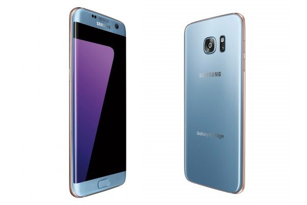 Galaxy S7 Edge Warna Blue Coral Resmi Diumumkan