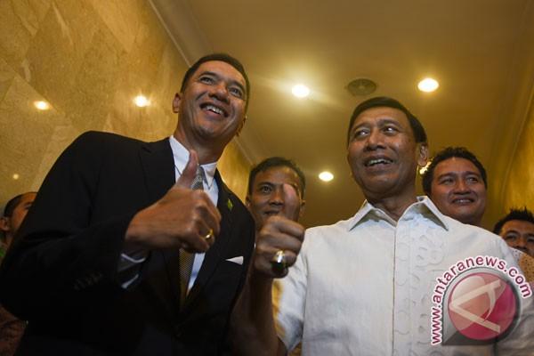 Wiranto Pimpin PBSI 2016 2020 Usai Gita Wirjawan Mundur