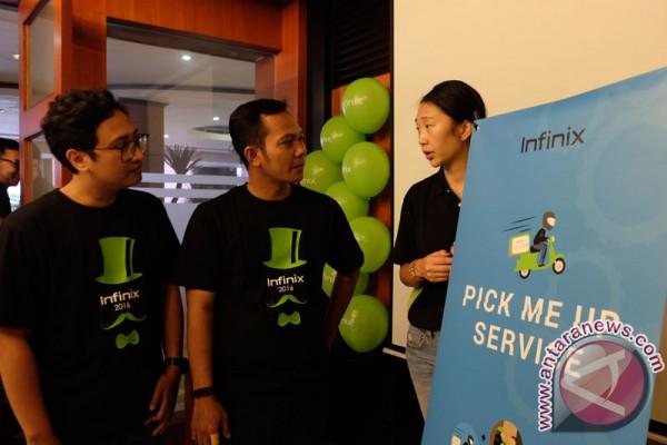 """Infinix Tingkatkan Layanan Via """"Pick Me Up Service"""""""