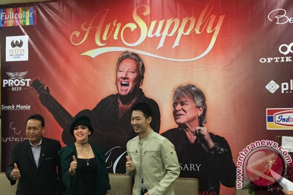 Konser Air Supply Batal Diganti Weslife