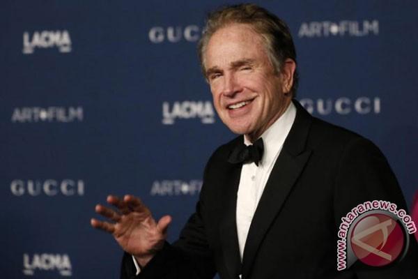 Aktor Warren Beatty Diganjar Anugerah Untuk Pengabdian Di Film