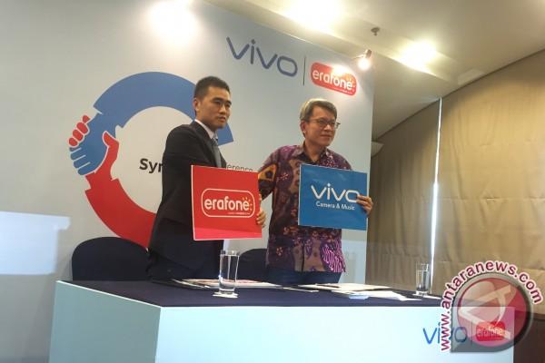 Vivo Gandeng Erafone Tingkatkan Layanan Pengguna