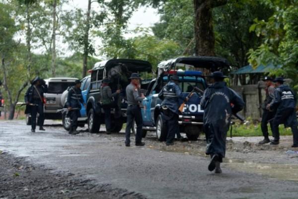 Permalink to 17 jenazah warga Hindu ditemukan di Rakhine