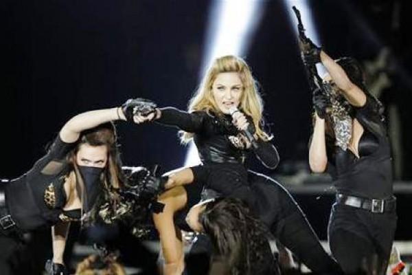Madonna Umumkan Keterlibatannya Di Pawai Perempuan