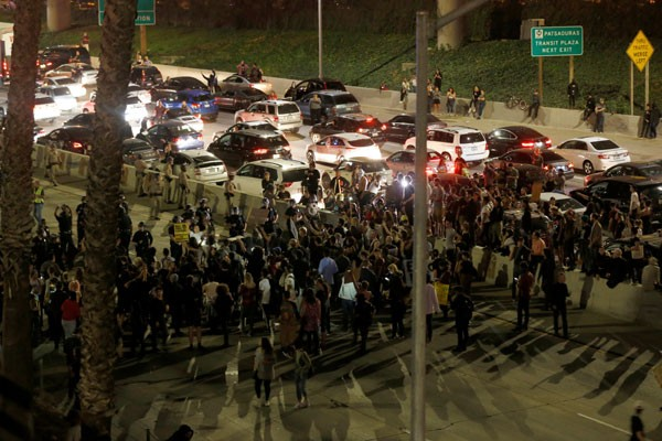 Demo Tolak Trump Berketerusan Dan Menyebar Ke Mana-mana