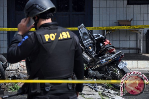 Cerita Samuel Tulung tangkap terduga peledakan Gereja Oikumene
