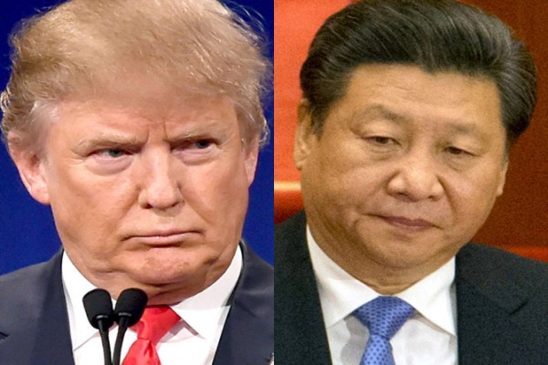 Hubungan Donald Trump dan China semakin panas