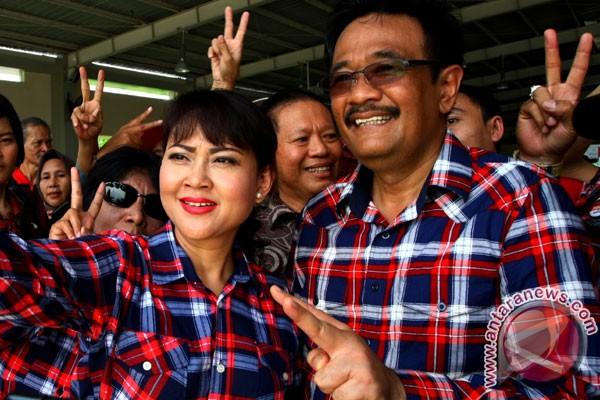 Djarot dapat perintah dari Megawati, upayakan menang satu putaran